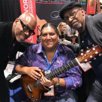 19-Jaques, Gabriel, Perry at namm.2018-12