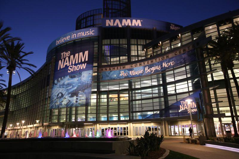 NAMM '2019