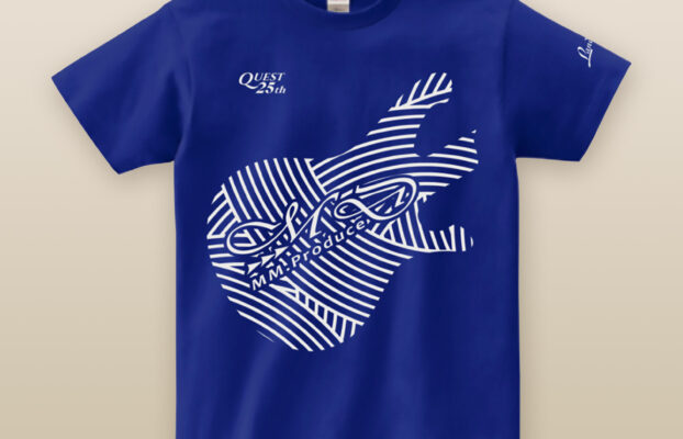 25周年記念 限定Tシャツ(限定125枚) 購入方法